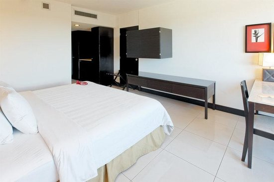 Crowne Plaza Hotel Villahermosa: King Bed Executive Room
