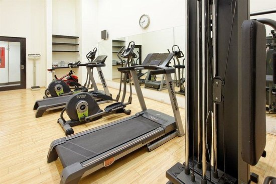Crowne Plaza Hotel Villahermosa: Fitness Center