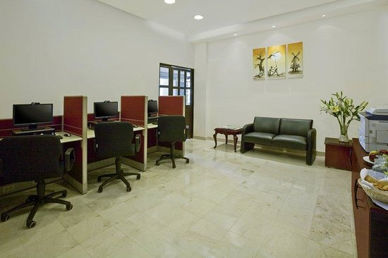 Fiesta Inn Oaxaca: Business Center
