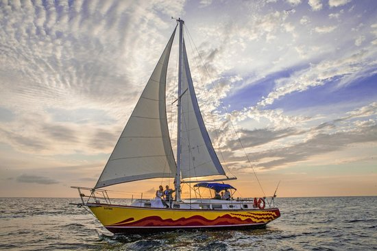 Anse Chastanet Sailing Yachts for sailing and weddings