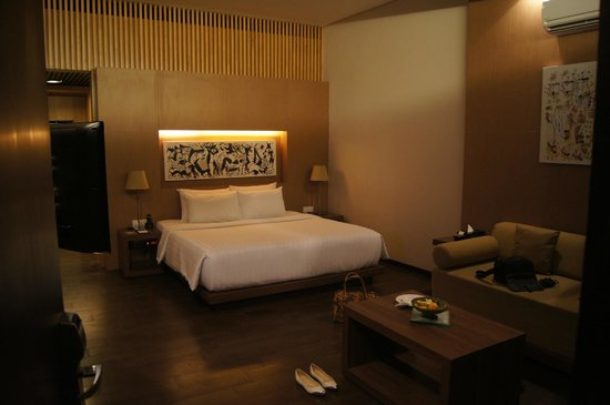 Hotel Santika Premiere Beach Resort Bali: Suite