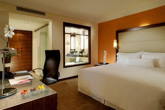 The Westin Grand Frankfurt: Junior Suite