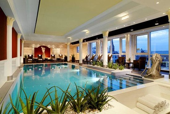 The Westin Grand Frankfurt: Pool