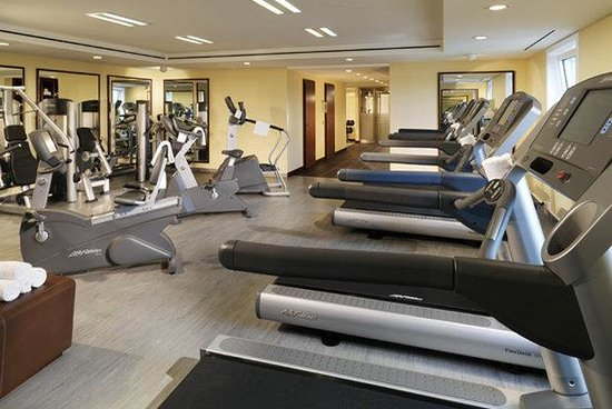 The Westin Grand Frankfurt: Workout