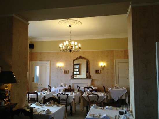 Apsley House Hotel: Dining area
