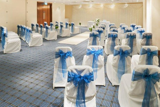 Holiday Inn Lancaster: Civil license for private ceremonies