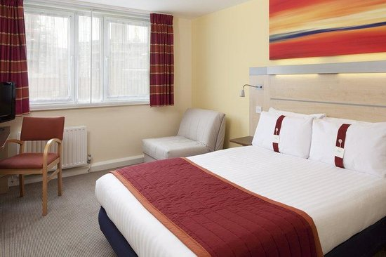Holiday Inn Express London- Southwark: Double Bed Guest Room