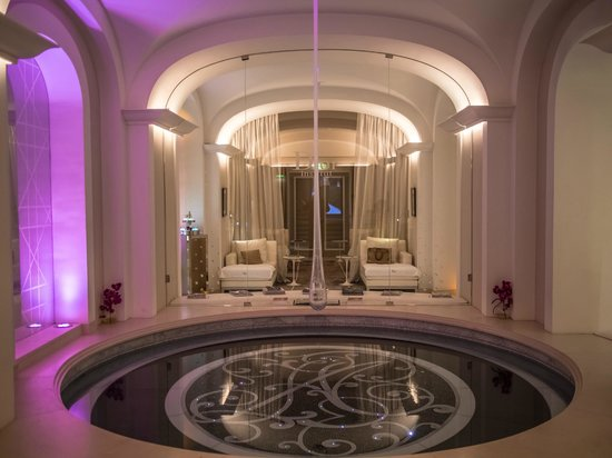 Hotel Plaza Athenee: Dior Spa
