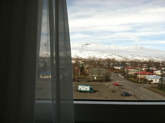 Akureyri, Islande : 5th floor views