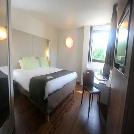 Campanile Antibes Juan Les Pin: Double Room