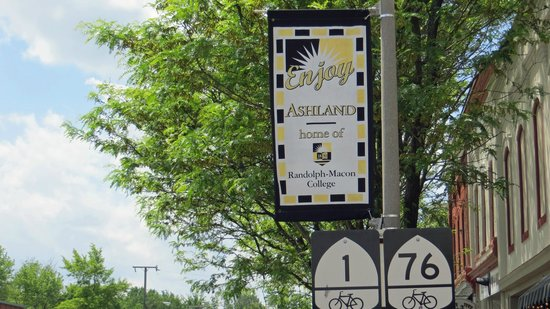 Ashland, Virginie : City Signage