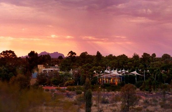 Hotel Sails in the Desert, Ayers Rock Resort