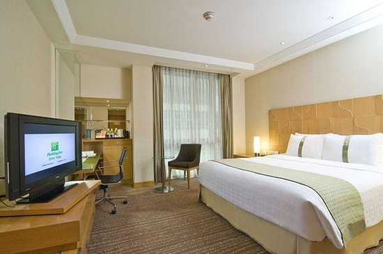 Holiday Inn Bangkok: Guest Room