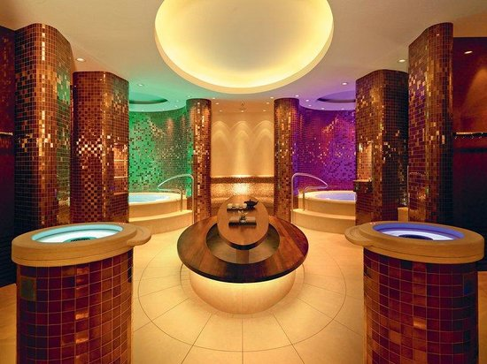 The Dolder Grand : Spa