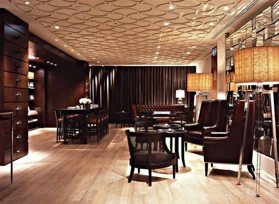 Hotel InterContinental Geneve : Bar and Lounge