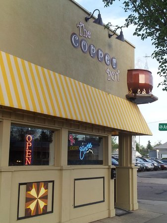 Englewood, CO: The Copper Pot on Broadway