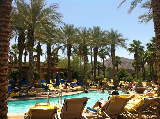 Hyatt Regency Indian Wells Resort & Spa: Adult pool 1 of 7 pools