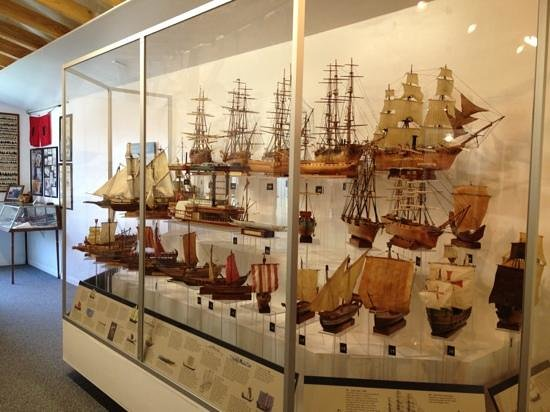 Southport, Carolina del Norte: Ship Collection