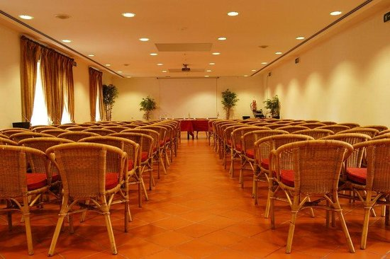 Vila Pouca da Beira, Portugal: Meeting Room