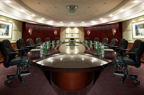 Beach Rotana - Abu Dhabi: Meeting Room