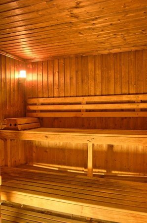 Holiday Inn Downtown Dubai: Sauna