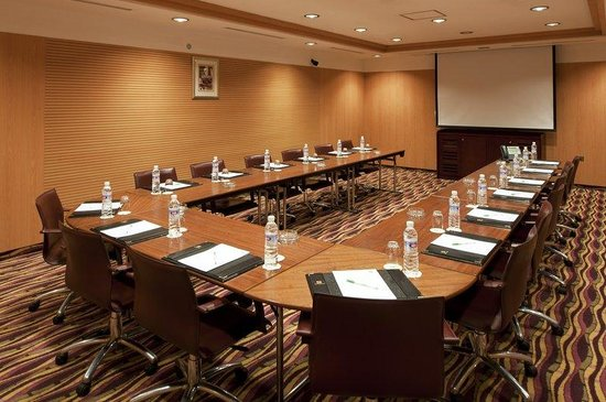Holiday Inn Kuwait: Abraj 1 - Meeting Room