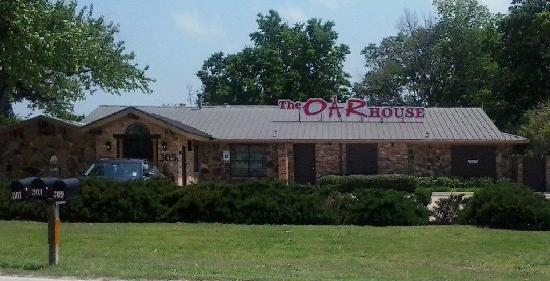 The Oar House  Rockwall Tex