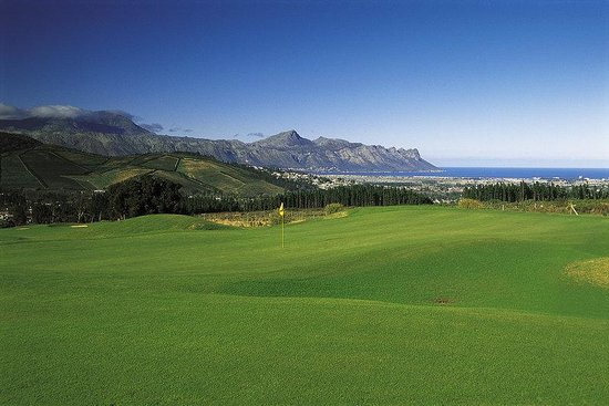 Erinvale Estate Hotel: Erinvale Golf Course