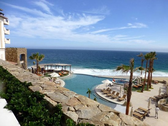 Grand Solmar Land's End Resort & Spa: view from balcony