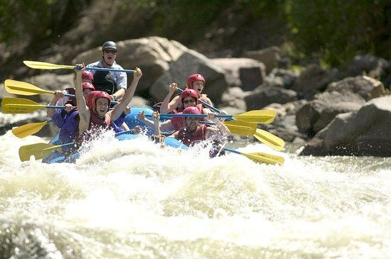 The Pines Lodge, A RockResort: Whitewater River Rafting