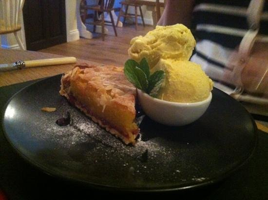 Needham Market, UK: Bakewell Tart