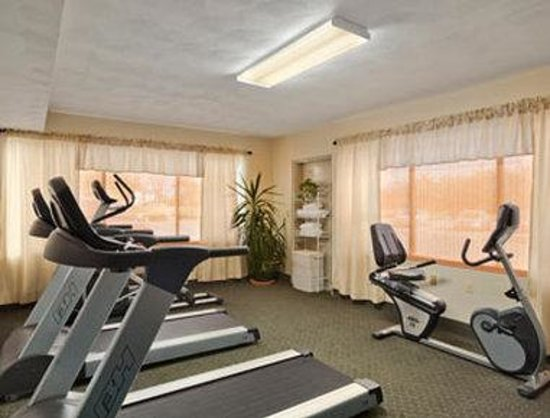 Ramada Middletown: Fitness Centre