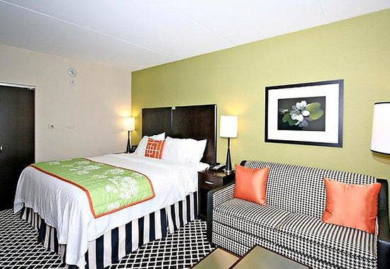 Elkin, Carolina del Norte: King Guest Room
