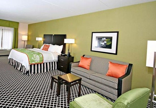 Elkin, Carolina del Norte: Accessible King Guest Room