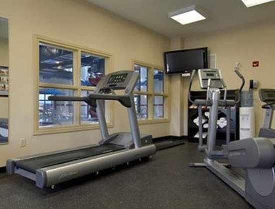 Pincher Creek, Canada: Fitness Center