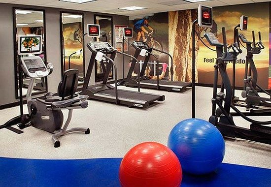 Egg Harbor Township, NJ: Fitness Center