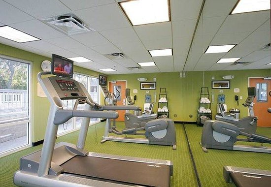 Fairfield Inn & Suites Melbourne Palm Bay/Viera: Fitness Center