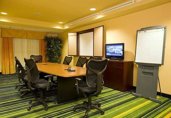 Fairfield Inn & Suites Melbourne Palm Bay/Viera: Boardroom