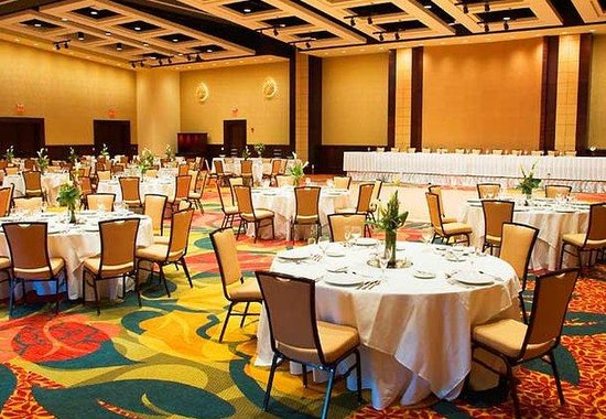 Lancaster Marriott at Penn Square: Heritage Ballroom