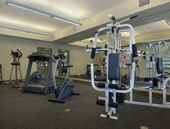 Nanaimo, Canada: Fitness Center