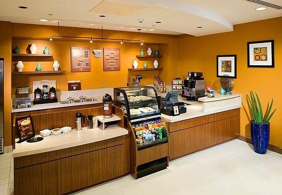 Residence Inn Seattle Bellevue/Downtown: Coffee Bar