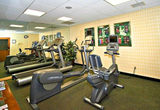 Courtyard by Marriott Dallas Addison/Midway: Cardio Room