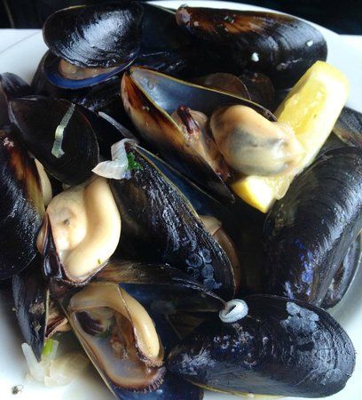 Coupeville, WA: _Perfect_ Mussels