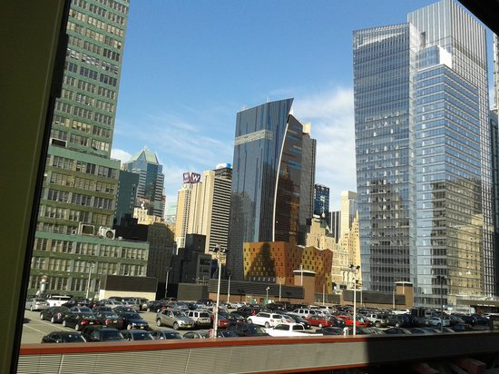 Staybridge Suites Times Square - New York City : Blick vom Hotelzimmer aus