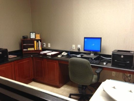 Wingate by Wyndham Atlanta/Buckhead: Business center (fully equipped)