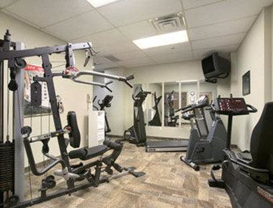 Ramada Niagara Falls: Fitness Centre