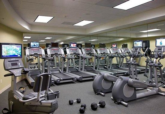 Courtyard by Marriott San Diego Airport/Liberty Station: Fitness Center