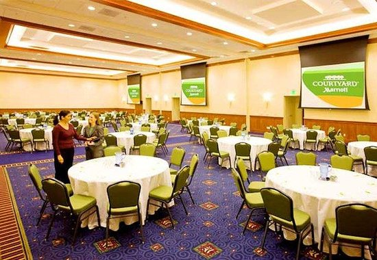 Courtyard by Marriott San Diego Airport/Liberty Station : Liberty Ballroom