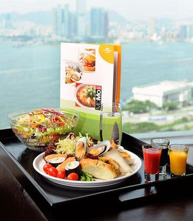 Courtyard by Marriott Hong Kong: MoMo Room Service