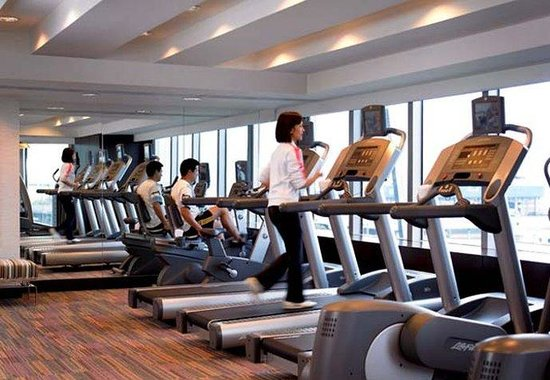 Courtyard by Marriott Hong Kong: Fitness Centre